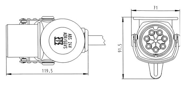 abs plug wiring diagram
